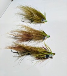 Senyo's Flow Rider in somewhat sculpin-esque colors.