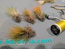 Single-hook Chowtime Sculpins,.