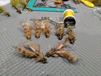 Various crayfish