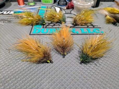 Single Hook Chowtime Sculpins